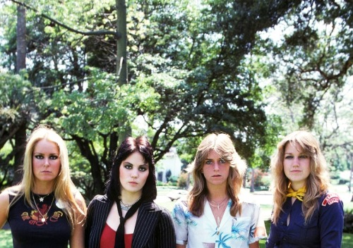 lita-ford-photos:  The Runaways by Brad Elterman