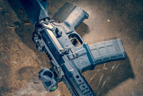 Noveske by stickgunner on Flickr.