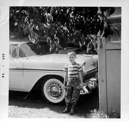Bel-Air boy… 1956