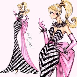 haydenwilliamsillustrations:  Happy Birthday Barbie! By Hayden Williams