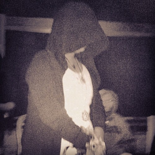 @ovate hoodie. This is how I wear mine, during ritual. #ovate #hoodie