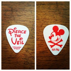 As if I caught Jaime's pick though omFG CRYING