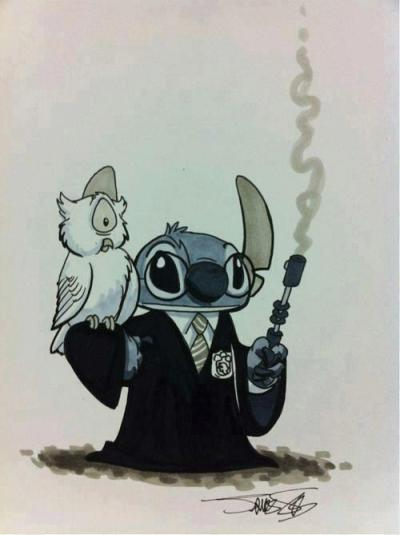 harry stitch potter