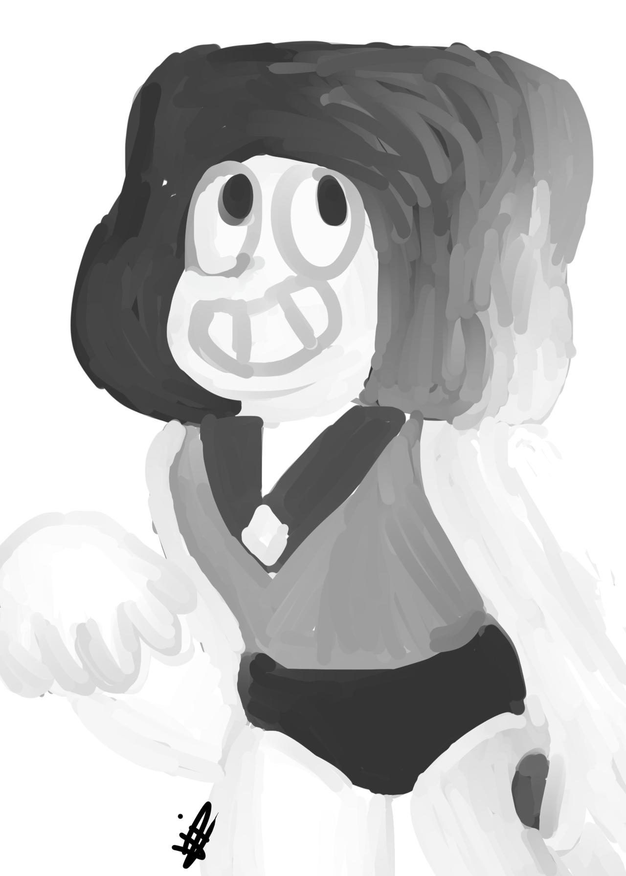 Leggy Ruby