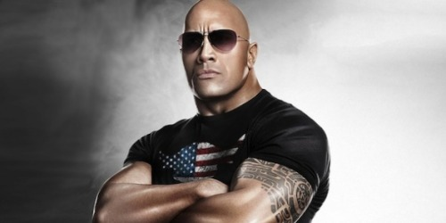 theouthouseblog:  The Rock Shows Interest in Playing Luke Cage   Kevin Feige was talking about Dwayne 'The Rock' Johnson the other day in an interview and the great one has heard.  Read More  Please let this happen.