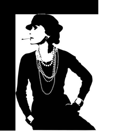 Coco Chanel by noirpapillon on Polyvore