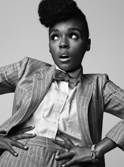 taxiarchos:  Janelle Monáe, the only soft butch inspo you will ever need.