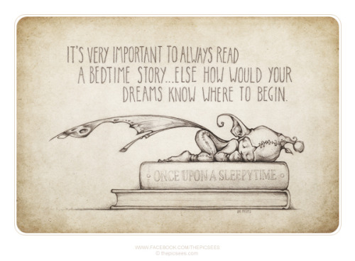 paperheartedghost:  Books are where dreams are born… by ~thePicSees