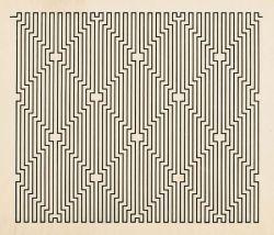 nemfrog:Waclaw Szpakowski. Ink on tracing paper. Z Serii B:B6. 1926.