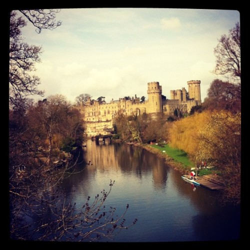 Warwick castle #countrylife