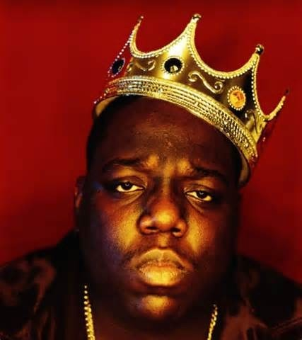 """Spread love it's the Brooklyn way""  Happy 41st Birthday Biggie!"