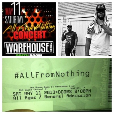 #ALLFROMNOTHING $10 // Me and @ognastynique got them for sale!! // @_fatzdomino @bnewisbnew @justcallmedustin & @dirtyknowsnasty // @lauxlifeandy & @thejackiehustle of #TURNINHEADZTV will be there!!