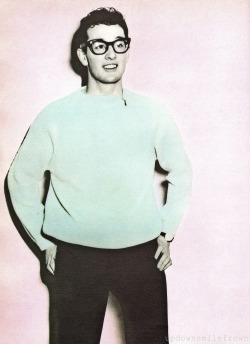 updownsmilefrown:  Buddy Holly