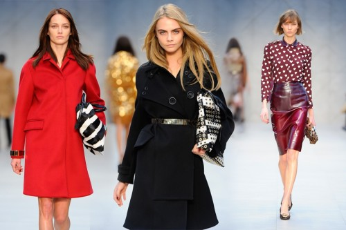 womensweardaily:  Burberry Prorsum RTW Fall 2013