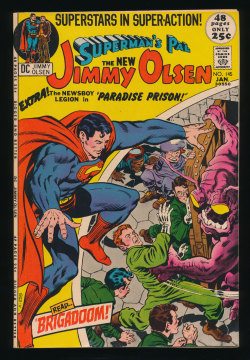 Jimmy Olsen #145(Jan. 1972)