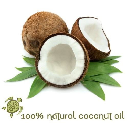 Announcing that we will be carrying 100% Natural Coconut Oil for massaging your stretched ears and wood jewelry care when we launch! Don't forget that it has many other great uses for your face, hair and body too! #stretchedears #naturaloil #araxaorganic
