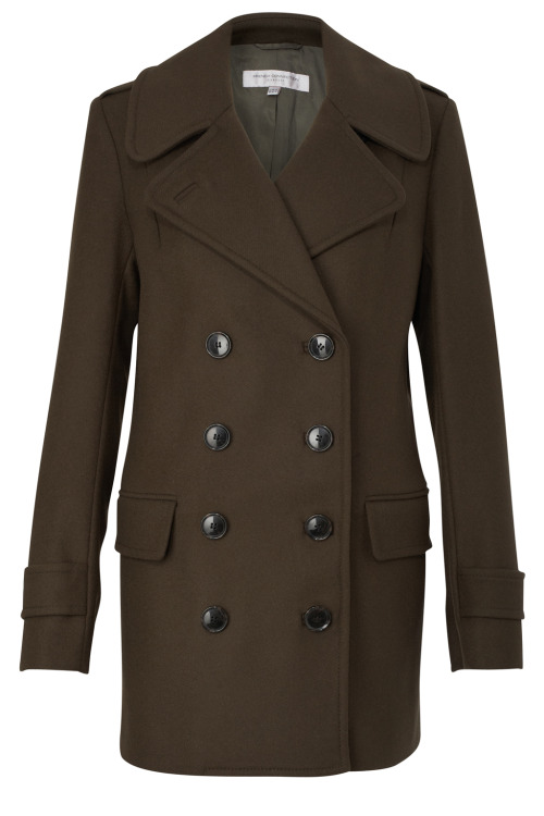 Mission Melton Coat by French Connection http://goo.gl/4RY2l
