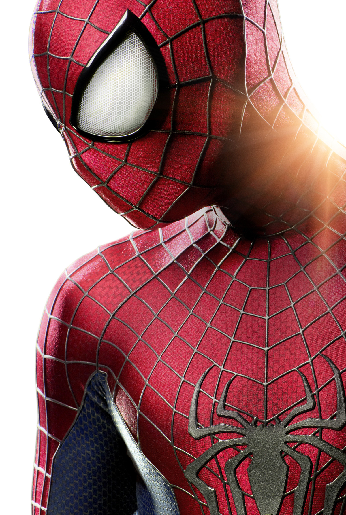 theamazingspidermanmovie:   The new Spidey suit for THE AMAZING SPIDER-MAN 2 is here! May 2, 2014 is closer than you think…