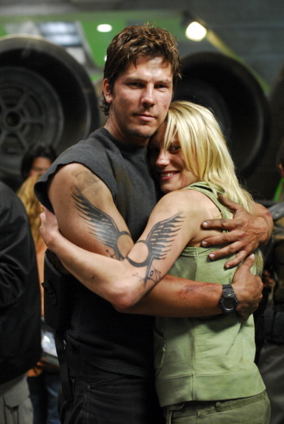 kateefan:  more than 50 new rare stills and promo pics from BSG are available! Michael Trucco gallery will be updated soon. now Katee's gallery is finished! http://kateesackhoff.info/gallery/index.php?cat=35