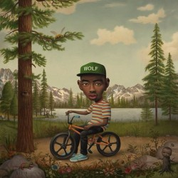 #markryden artwork for #tylerthecreator new album, #wolf I love all of that so flippin' much