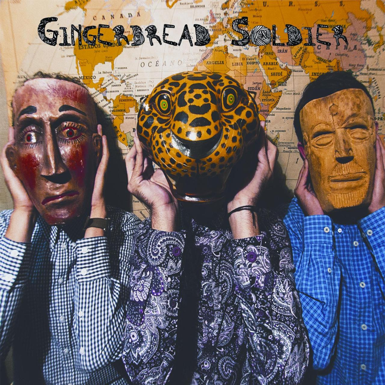 jungleindierock:  FULL ALBUM STREAM Gingerbread Soldier - Post​-​Jurassic  Excellent garage punk band from Santa Cruz de Tenerife in Canary Islands (Spain) signed to the independent label El Hombre Bala Records. Links: Bandcamp | Facebook | Twitter