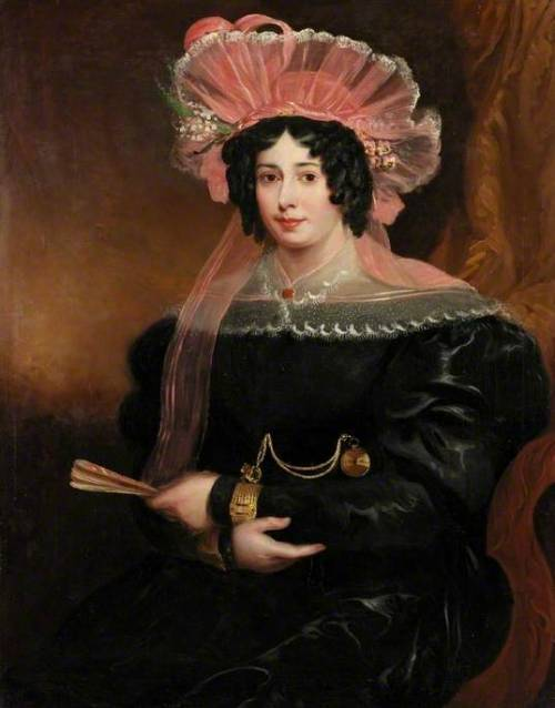 Mrs Richard Grainger, attributed to James Ramsay, ca 1827 UK, Laing Art Gallery