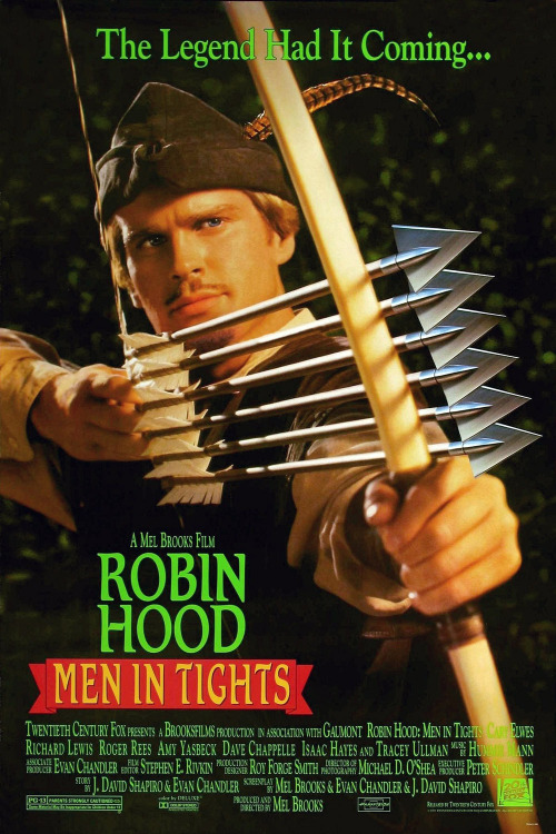 touchthenight:  Robin Hood: Men in Tights.