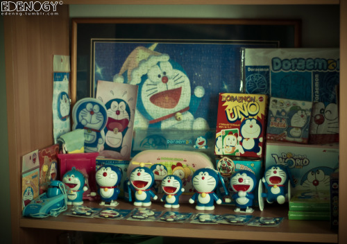 My Doraemon collection. =D
