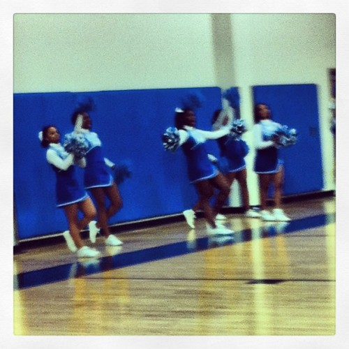 #TWERKTEAM Wilmer-Hutchins Cheerleaders