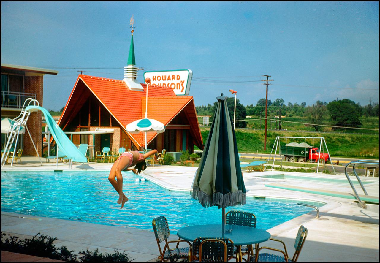 Howard Johnson's - Austin, Texas U.S.A. - 1967