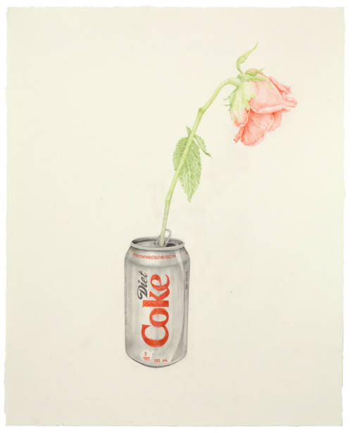 Aurel Schmidt, Diet Coke (2010).