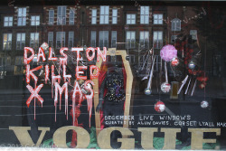 Dalston killed Xmas