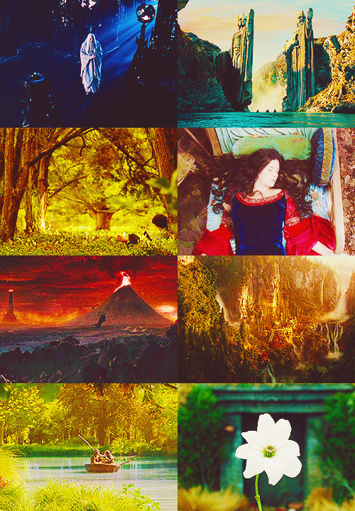 SCREENCAP MEME  → Lord of the Rings + Colours Abound