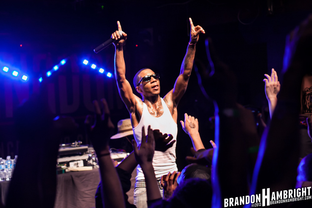 Sneak Peek: Lil B The BasedGodPerforming at Kingdom in Richmond, VA on March 27, 2013. Be sure to keep an eye out for a full photo set on flickr.