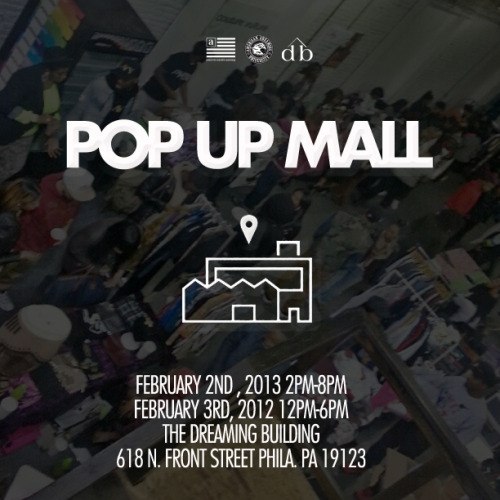 "Meet me here sat! I will be vending clothing and artwork. This sat in #Philly at the ""Pop up Mall"" from 2-7. 618 N front street.                                   WWW.THESEPINKLIPS.COM"