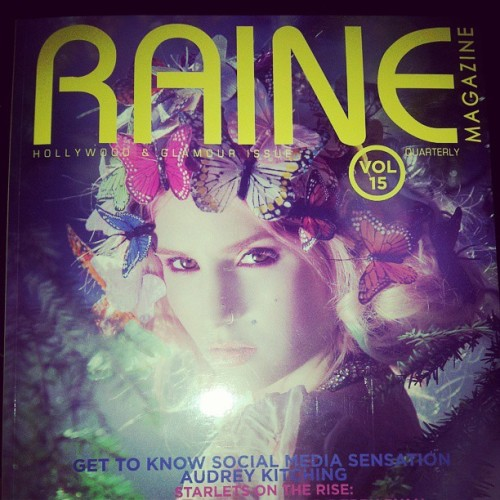 Check my blog about the Raine editorial. http://www.gunnerdoyle.com/?p=2544