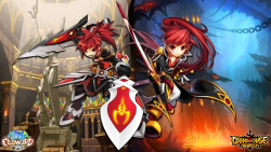 elsword and grand chase