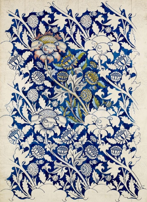 ornaments-of-the-world:  William Morris