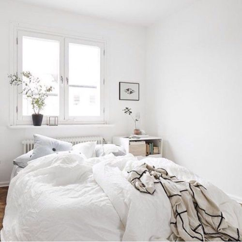 Winter Chic Vintage Room Bedroom Sleep Home Boho Bed Cuddling Books