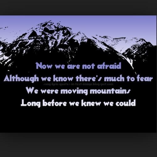 Though hope is frail, it's hard to kill #ThePrinceOfEgypt #WhitneyHouston #MariahCarey #WhenYouBelieve