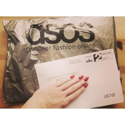 decent mail. #mail #delivery #asos #clothes #fashion #style #ucas #uni #freshers #offers