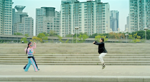 From South Korea: What does Gangam Style say about wealthy urban neighborhoods?