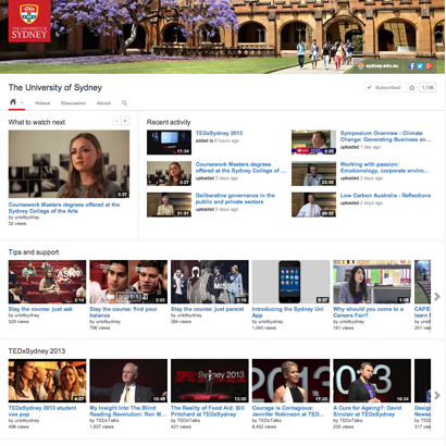 What do you think of the new YouTube channel layout? Check out ours