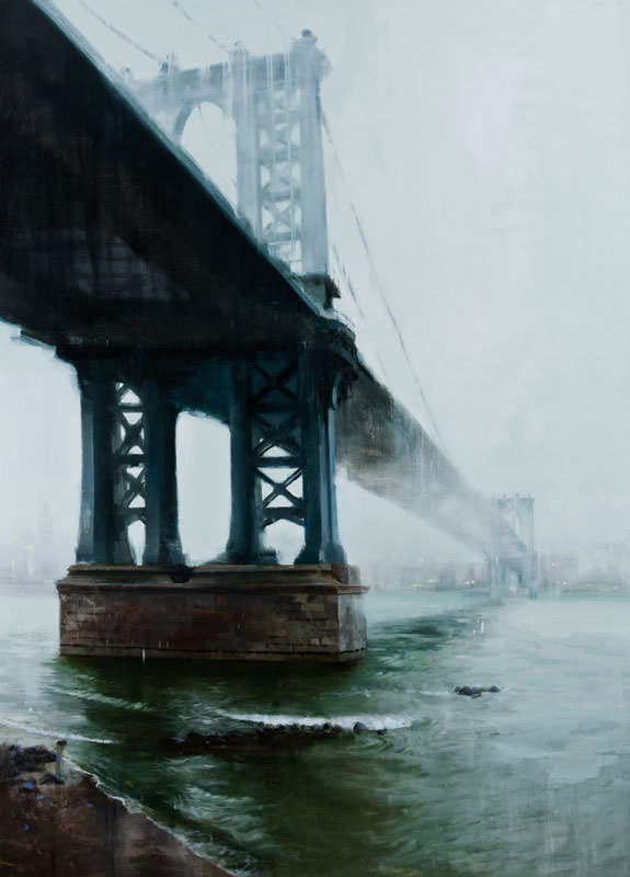 dawnawakened:  The Bay, Urban Paintings Artist Kim Cogan paints these gorgeous scenes of the streets of San Francisco. Kim uses oil and moods to illustrate these interesting urban landscapes. The Korean artist displayed his last exhibition over at the Hespe Gallery in his hometown San Francisco. Be sure to check out more of his latest projects at his main site, here.