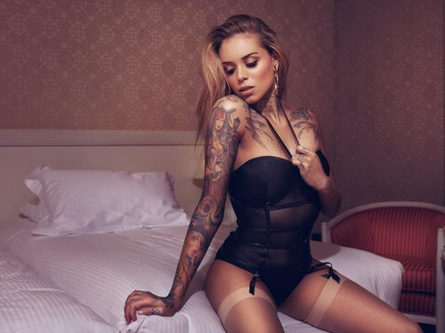 halfnasty:  Arabella Drummond