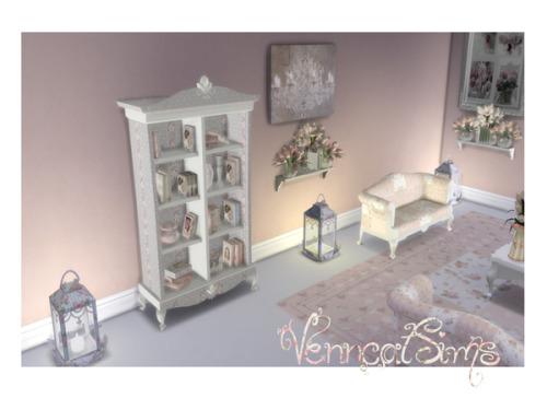 Sims 4 Bookshelf