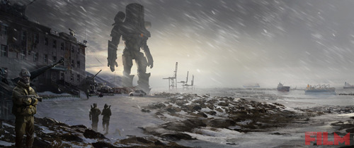 World exclusive Pacific Rim concept art Total Film magazine issue 204 is out now, and heading up our Summer Blockbuster Preview is Guillermo del Toro's monsters vs robots behemoth, Pacific Rim…