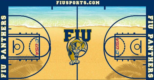 Proposed court for FIU basketball. Please let this happen.  via The Dagger