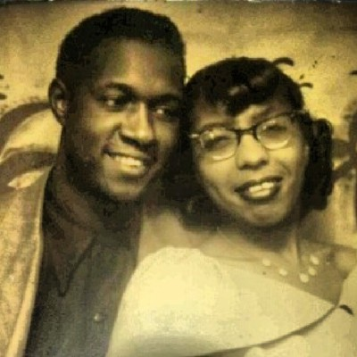#TBT Grandma and Grandpa when they were just teenagers now 81 & 85 still happily married :-)