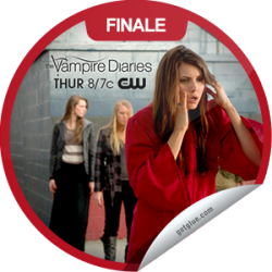 I just unlocked the The Vampire Diaries: Graduation sticker on GetGlue                      9777 others have also unlocked the The Vampire Diaries: Graduation sticker on GetGlue.com                  The dead have arrived just in time for graduation. Thanks for watching the season finale of TVD, you've unlocked the 'Graduation' sticker. Share this one proudly. It's from our friends at The CW.